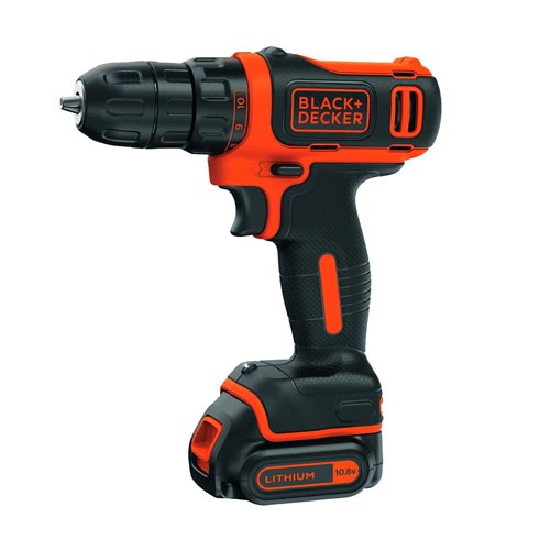 шуруповёрт Black&Decker BDCDD12